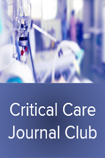 2020 Journal Club: Critical Care Banner