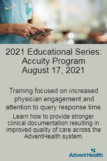 2020 Educational Series: Accuity Program - Aug 17 Banner