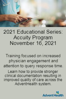 2020 Educational Series: Accuity Program - Nov 16 Banner