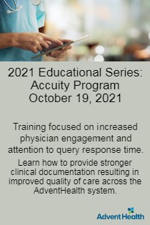 2020 Educational Series: Accuity Program - Oct 19 Banner
