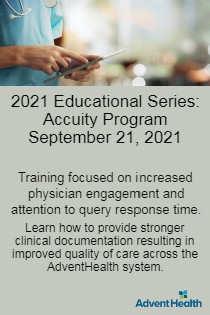 2020 Educational Series: Accuity Program - Sep 21 Banner