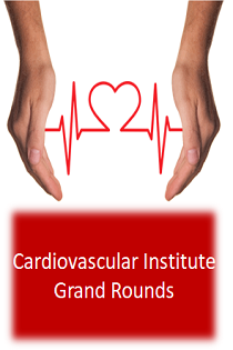 2020 Cardiovascular Institute Grand Rounds Banner