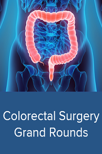 2020 Grand Rounds: Colorectal Surgery Banner