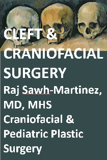 2019 Pediatric Cleft and Craniofacial Surgery Banner