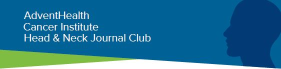 2019 Head and Neck Cutaneous Journal Clubs Banner