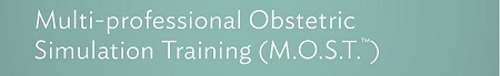 2019 Multiprofessional Obstetrics Simulation Training (MOST)	 Banner