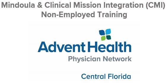 2019 AHPN-CF Mindoula & CMI: Non-Employee Training Banner